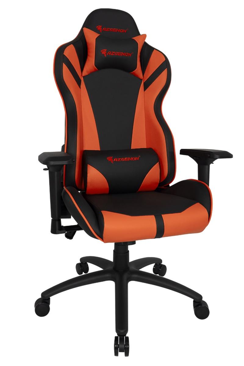 Siège Gamer AZGENON Z300 Orange