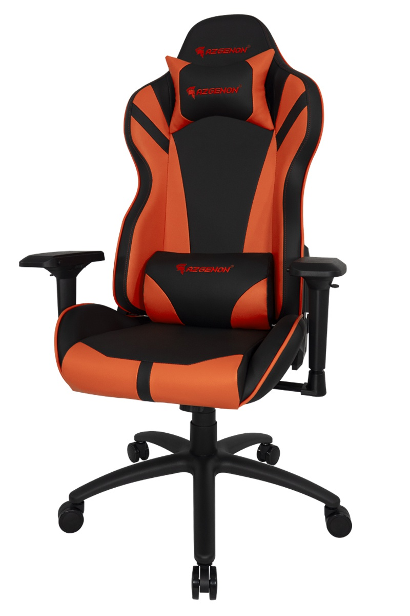 Siège Gamer AZGENON Z300 Orange